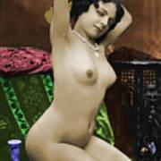 Miss Fernande  1910   Art Print
