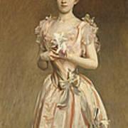 Miss Grace Woodhouse Art Print