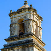 Mission Bell Tower Art Print