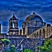 Mission San Jose San Antonio Art Print
