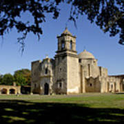 Mission San Jose Y San Miguel De Aguayo. Church. Art Print