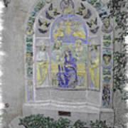 Mission Inn Chapel Art Print