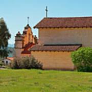 Mission San Antonio De Padua, Jolon, California Art Print