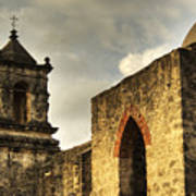 Mission San Jose I Art Print