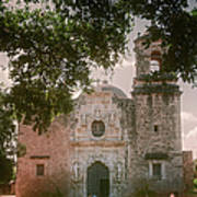 Mission San Jose In San Antonio Art Print