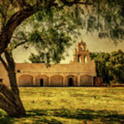 Mission San Juan Church Art Print