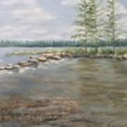 Mississippi Headwaters 2  Art Print