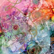 Misty Awakening Art Print
