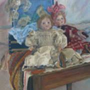 Mlle. Pinchon Art Print