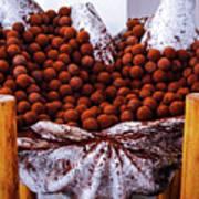 Mmmm Chocolate Art Print