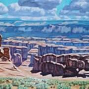 Arches National Park,moab, Utah Art Print