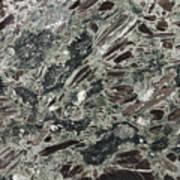 Mobkai Granite Art Print