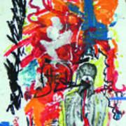 Moca 3 Art Print