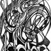 Mock Turtle Art Print