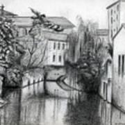 Modena Italy Art Print