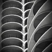 Modern Architecture Chicago Art Print