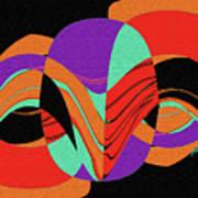 Modern Art 2 Art Print