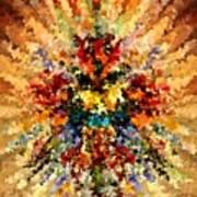 Modern Composition 10 Art Print