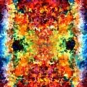 Modern Composition 12 Art Print