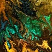 Modern Composition 21 Art Print