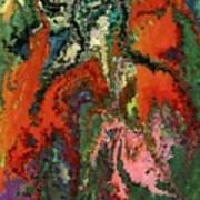 Modern Composition 22 Art Print