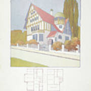 Modern Design Art Print