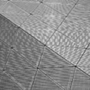 Modern Detail Background Art Print