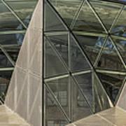 Modern Detail Panorama Art Print