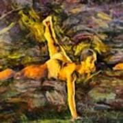 Modern Jazz Art Print