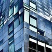 Modern Ny Building Art Print