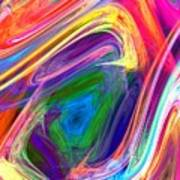 Modern Painting Art Print