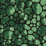Modern Stone Art Print