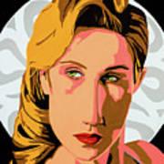 Modigliani Modern 2 Art Print