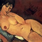 Modigliani: Nude, 1917 Print by Granger
