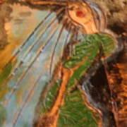 Modupe - Tile Art Print