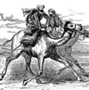 Mohammed (570-632) Art Print