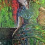 Molly Malone Art Print