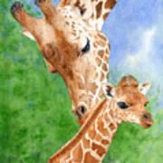 Momma Love Art Print