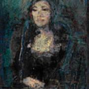 Mona Lisa N.5 Art Print