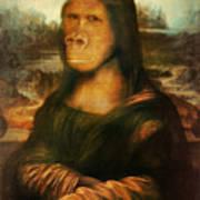 Mona Rilla Art Print