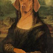 Mona Visla Art Print