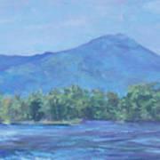 Monadnock Serenity Art Print