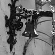 Monastery Bell Art Print