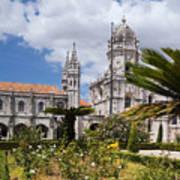 Monastery Of The Hieronymites Lisbon 6 Art Print