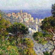 Monet: Bordighera, 1884 Art Print