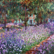 Monet: Giverny, 1900 Art Print