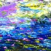 Monet Magic Art Print