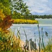 Monford Point Art Print