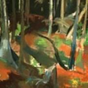 Monhegan Maine Art Print