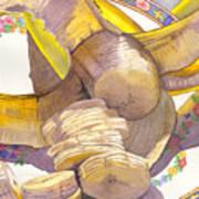 Monkey Bait Art Print